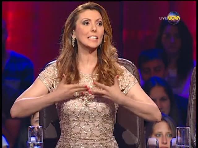 Dancing Stars - Дарин Ангелов и Ани куикстеп (03.06.2014г.)
