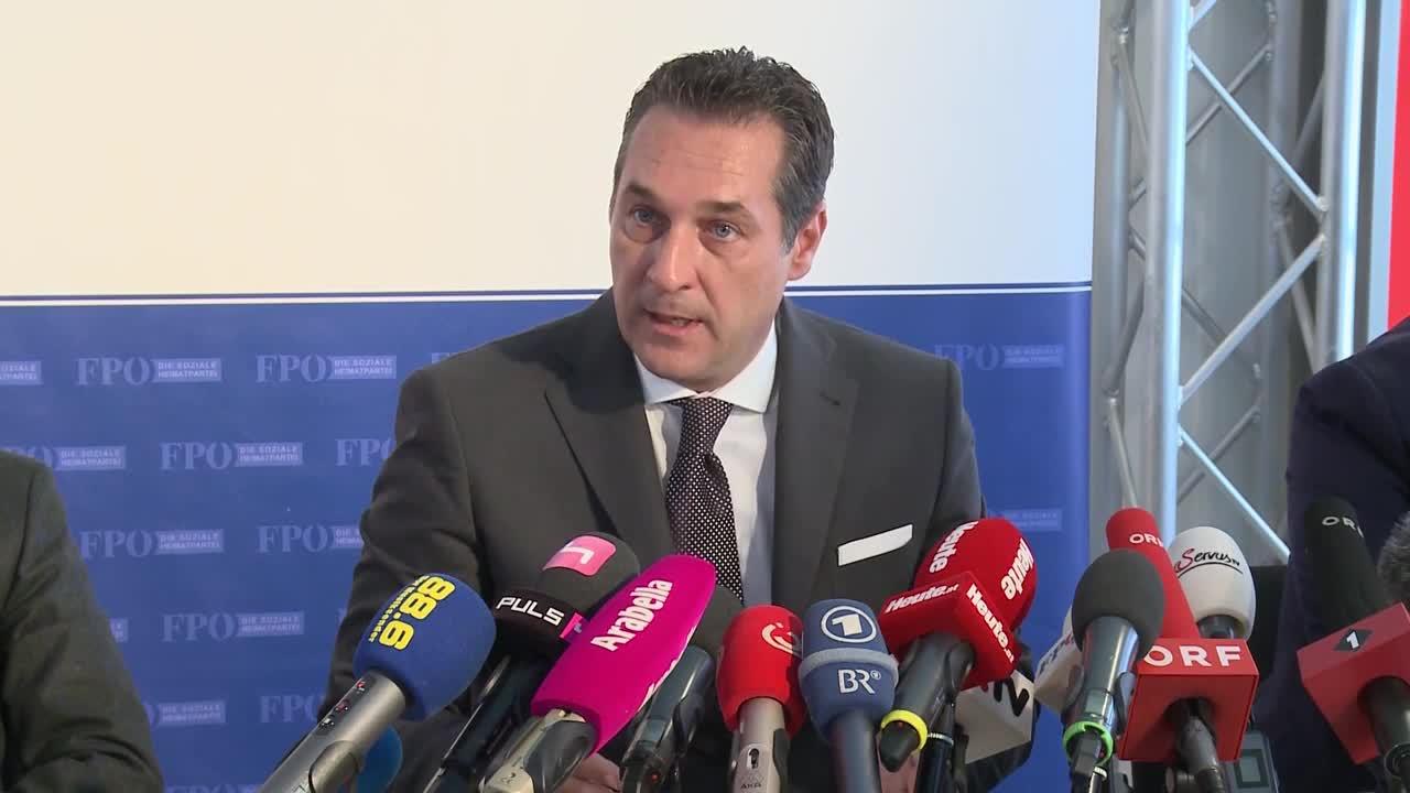 Партията на свободата оспори президентските избори в Австрия