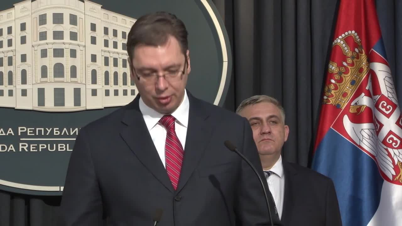 Serbia: Two Serbs killed in US strike on IS in Libya, confirms PM Vucic