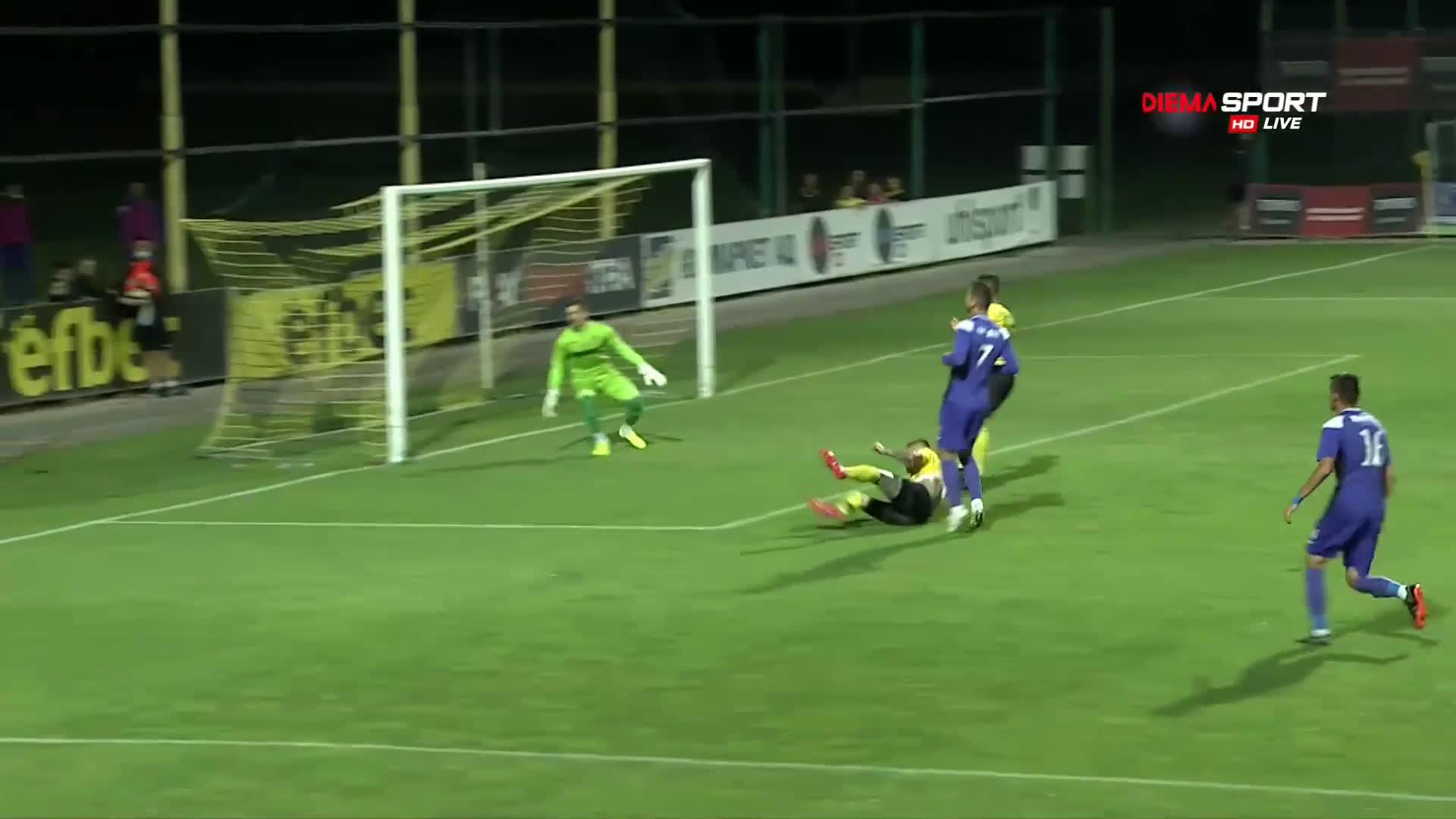 Ботев Пловдив - Етър 1:0 /репортаж/