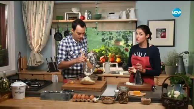Карфиолени сандвичи - Бон Апети (18.10.2017)