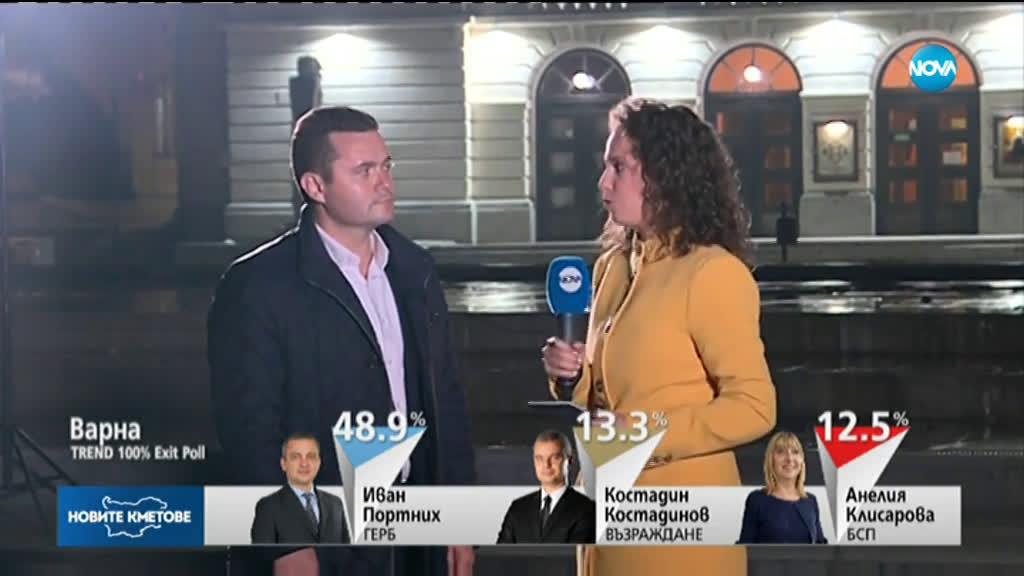 Пенчо Милков: За втория тур в Русе ще се обърна към съгражданите си