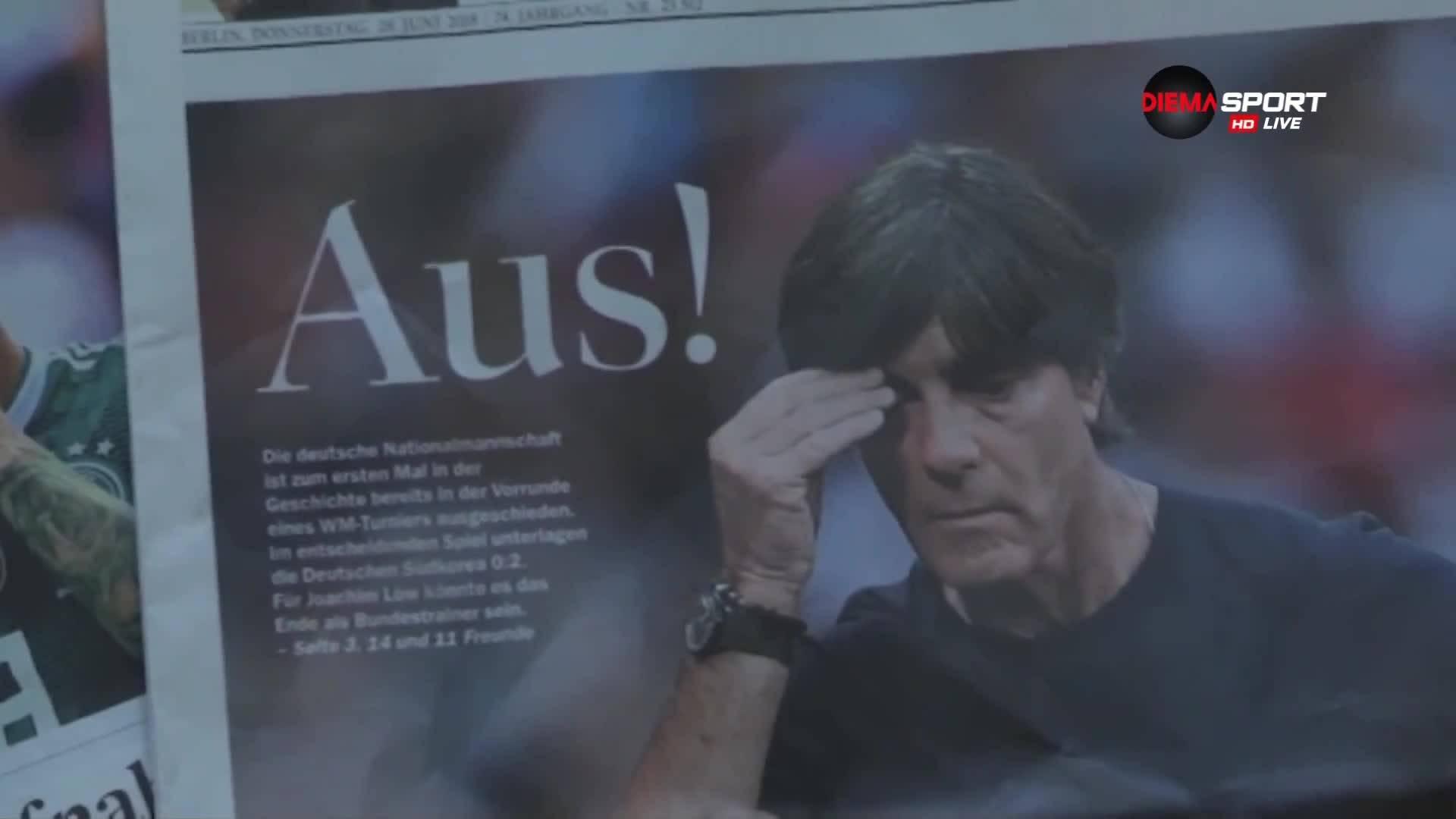 Какви са причините за провала на Германия?
