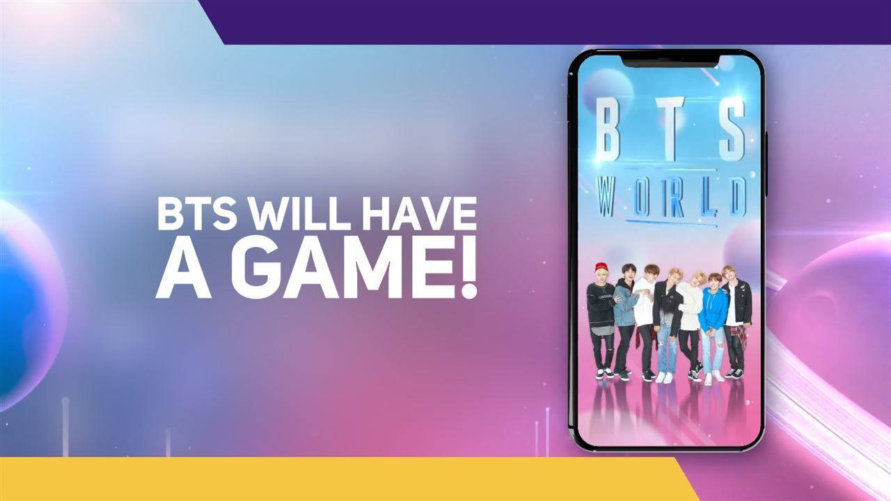 BTS World is now open for pre-registration!