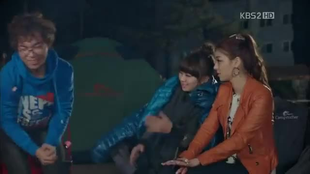 Jinwoon - Starlight is Falling ( Dream High 2 Ep 05 ) в Dream High 2