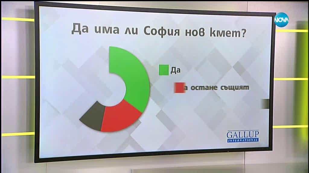 Ще има ли сблъсък между Манолова и Фандъкова на кметските избори?