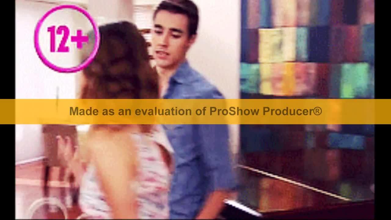 Две смотреть порно фото мартины штоссель из сериала виолетта снимает как его