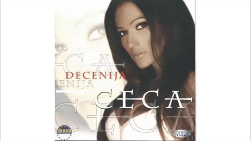 Ceca - Decenija (Lyrics)