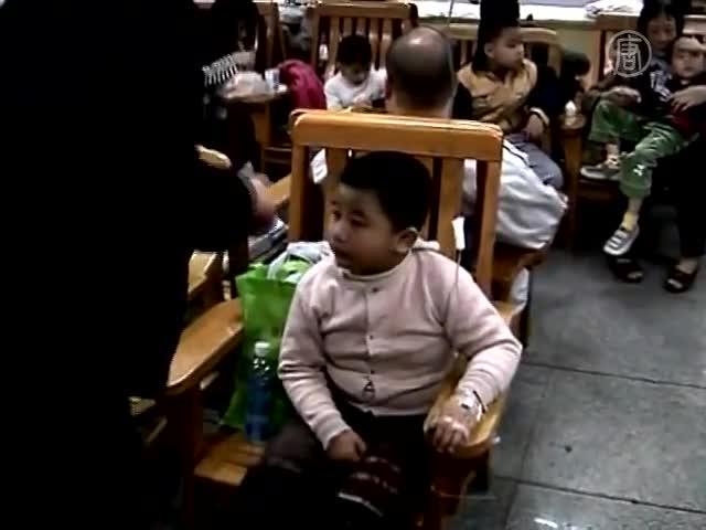 Крие ли Китай жертвите на H1n1