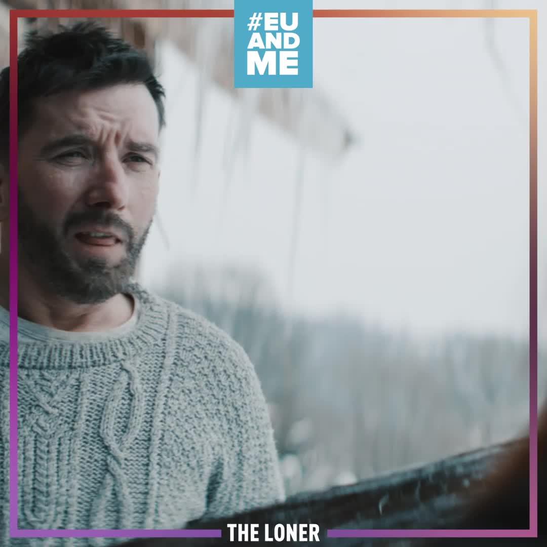 The Loner #euandme (official trailer)