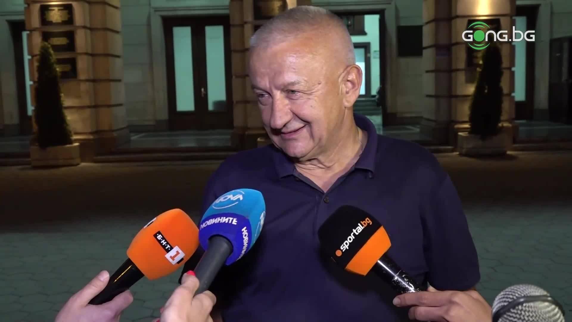 Крушарски: Най-накрая някой трябва да тури ред!