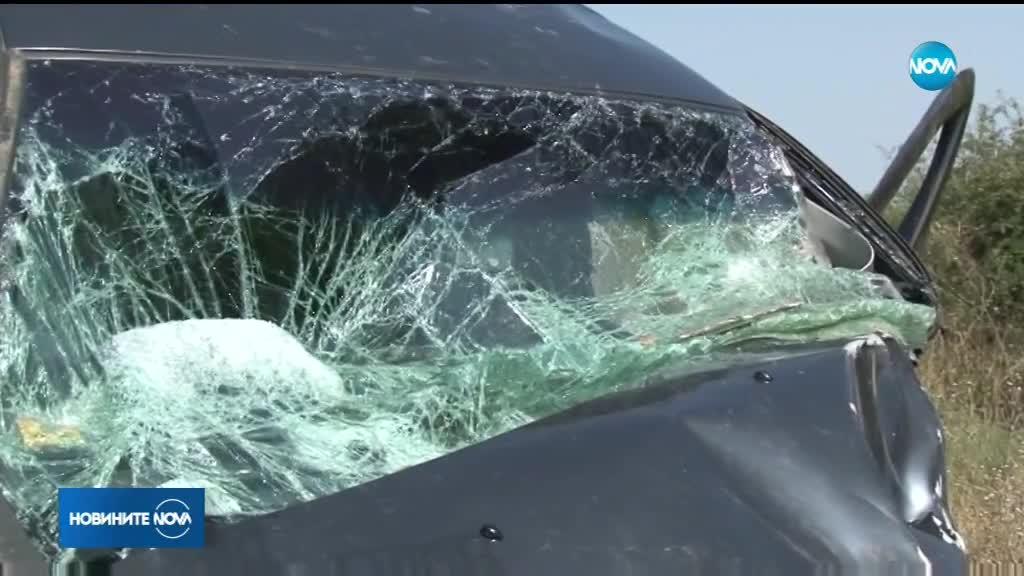 Две тежки катастрофа взеха две жертви по пътищата на страната