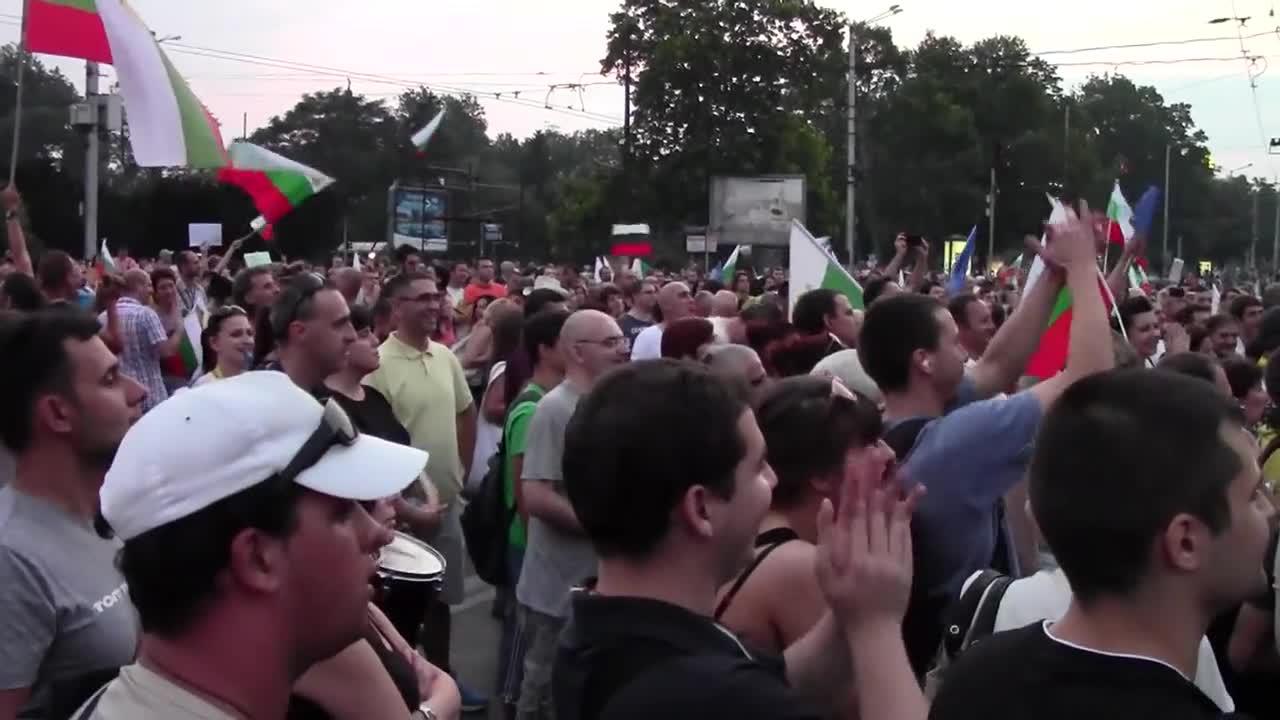 Протестите срещу правителството през 2013 г.