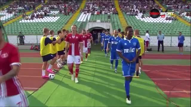 Новакът Верея шокира ЦСКА