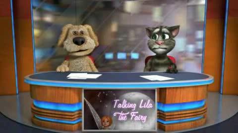 Смях! Том се размазва като водещ на новините
