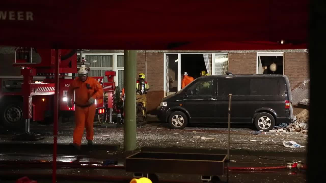 Netherlands: At least one trapped beneath rubble as explosion rocks building in The Hague