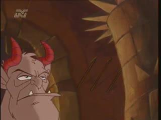 Симсала Грим Вълшебните приказки на братя Грим - Трите златни косъма на дявола