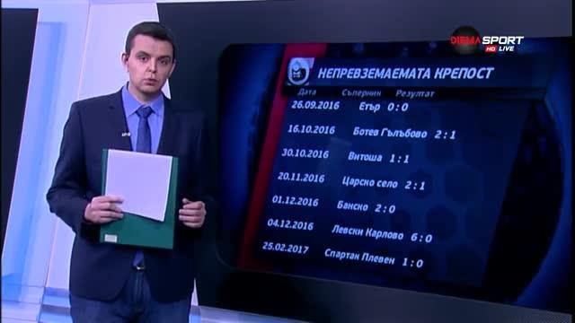 Обзор на Втора лига - 2-и кръг /първа част/