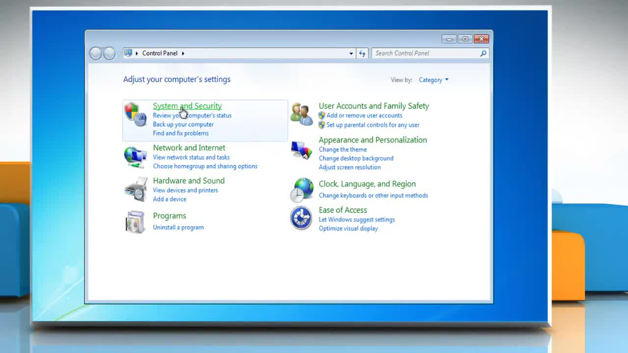 How to customize bitdefender total security 2010 software.