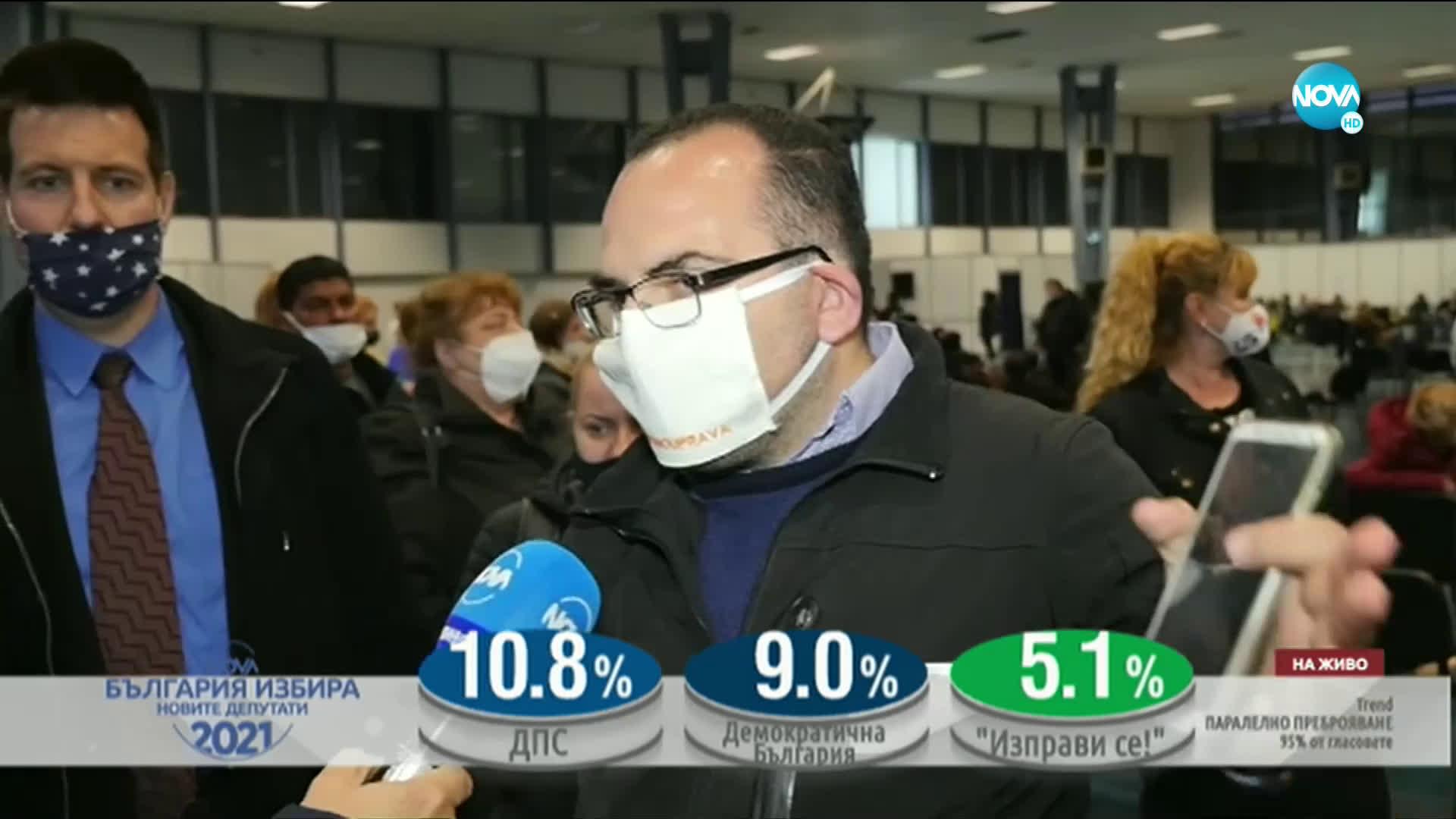 Предаването на протоколите в Пловдив: Стигна ли се до проблеми и забавяне?