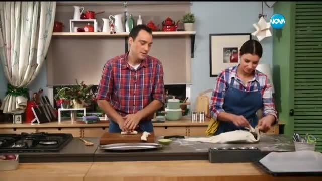 Пълнен шаран в тесто - Бон апети (06.12.2016)