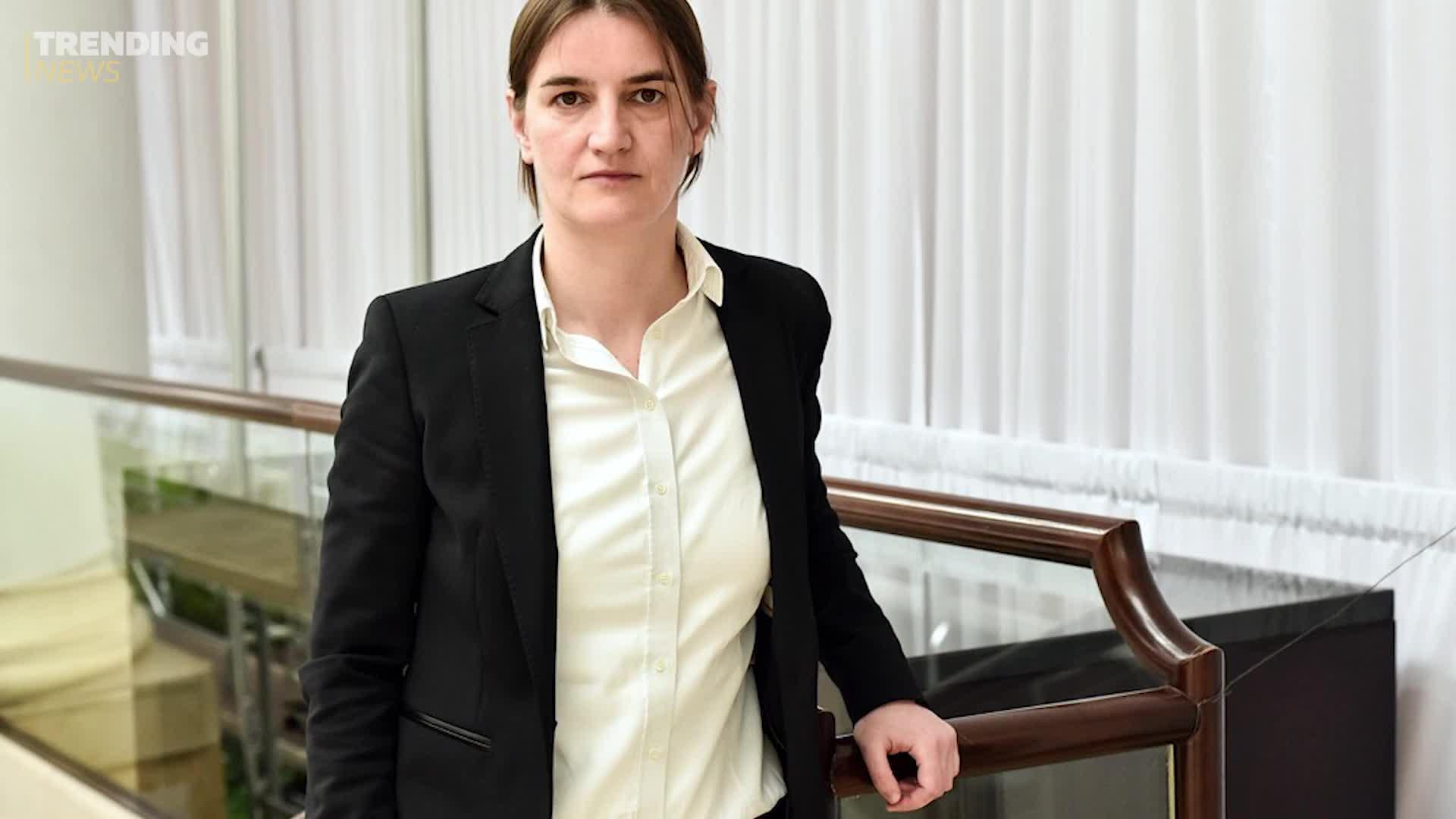 Сърбия избира лесбийка за премиер