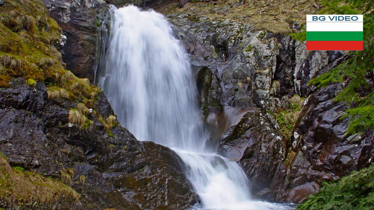 Каньонът на водопадите-къде е лирата на Орфей?