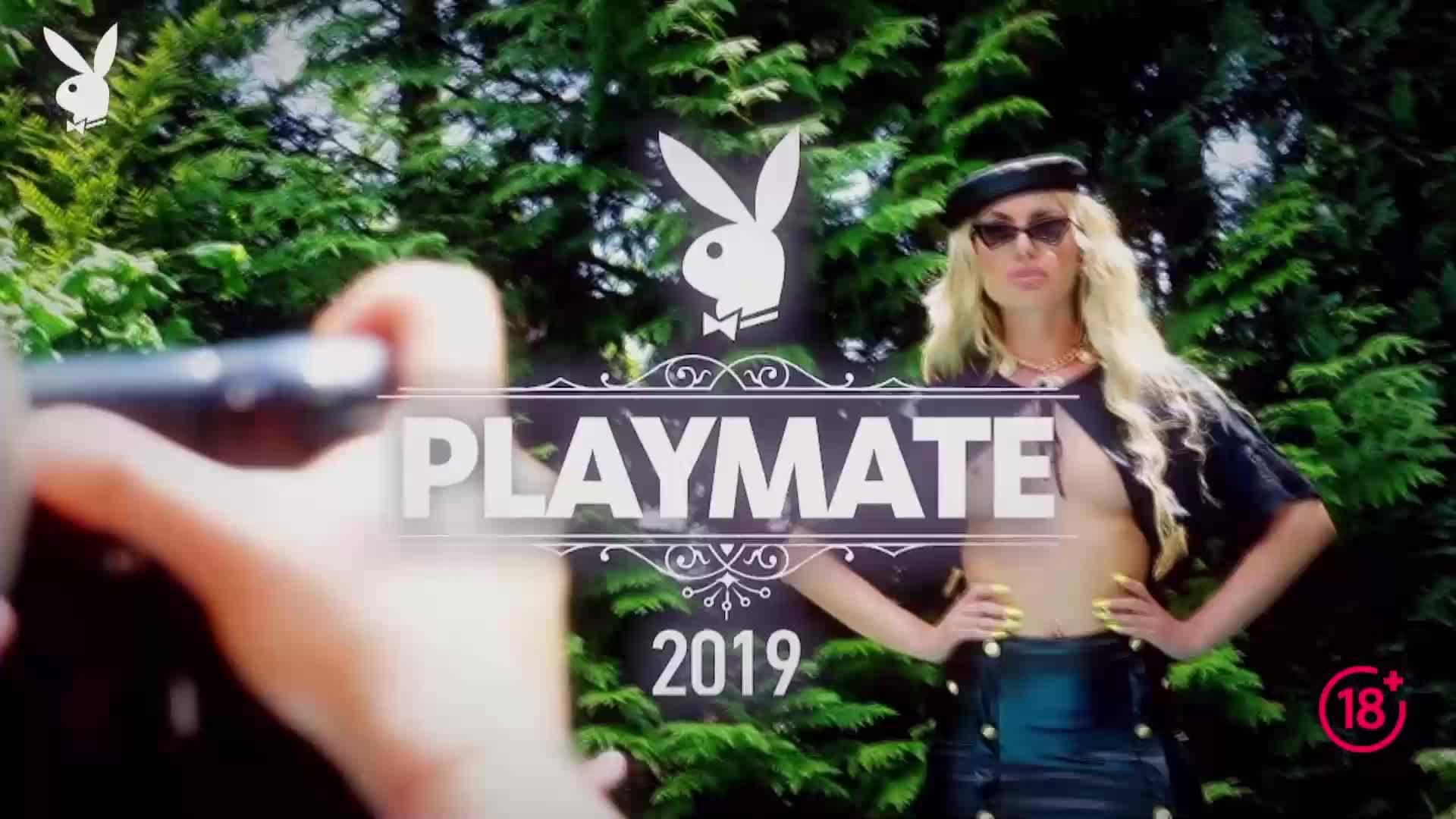 Янита Гашина Playmate Of The Year 2019