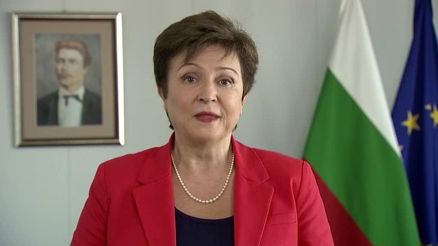 Кристалина Георгиева: Приемам номинацията