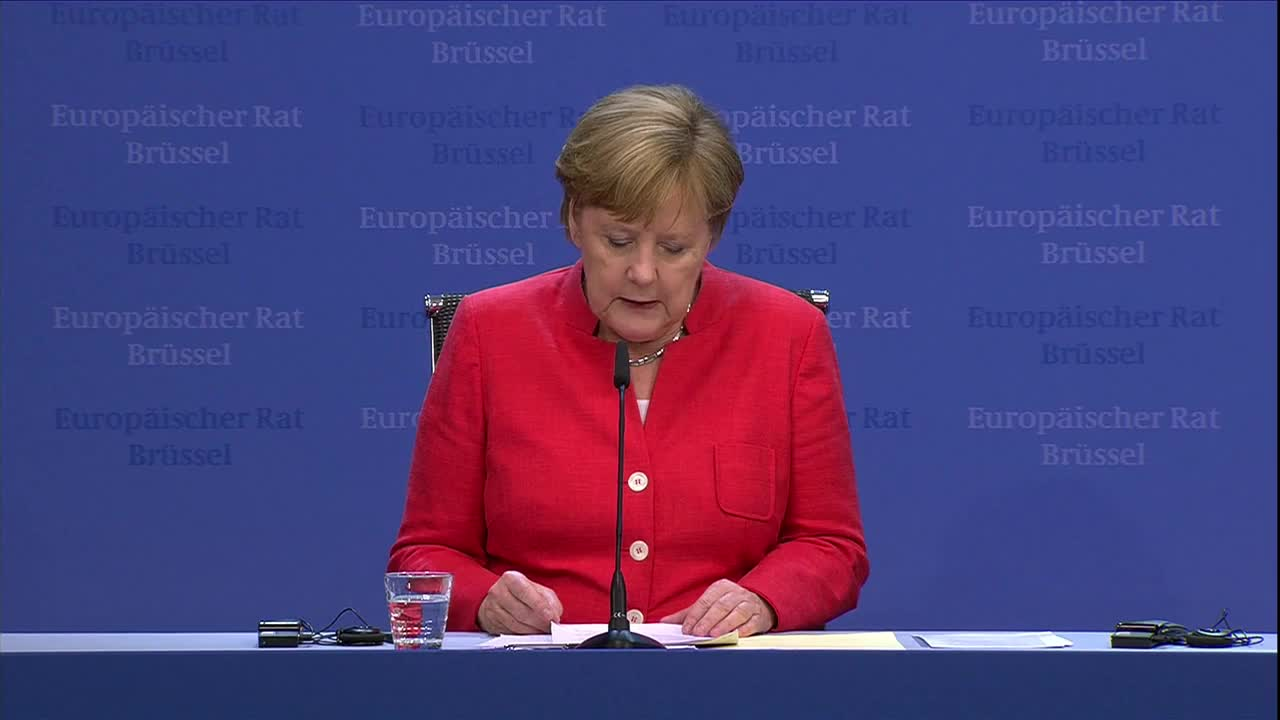 Belgium: Merkel reaches bilateral migrant agreements with Spain and Greece