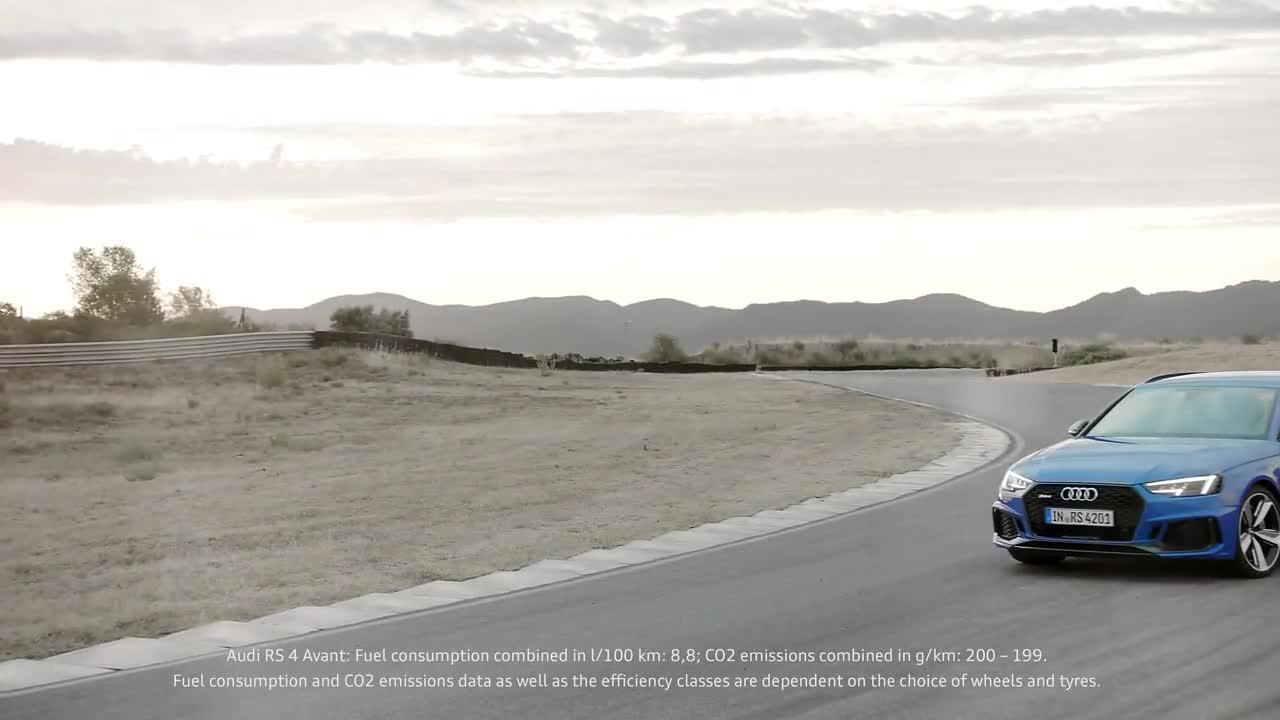 Новото Audi Rs4 - отново с V6 Biturbo