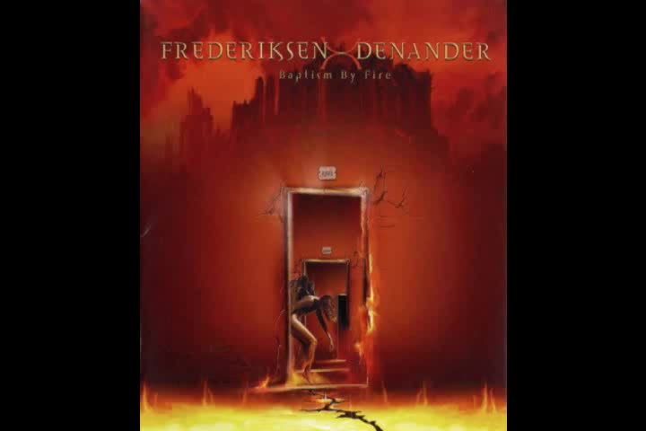 Fergie Frederiksen - Crossing Over
