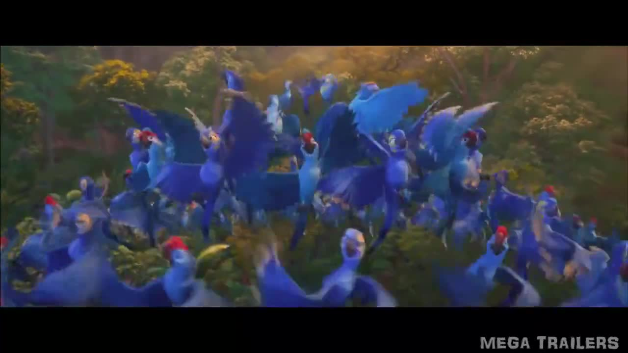 rio 2 clip beautiful creatures song hd vbox7