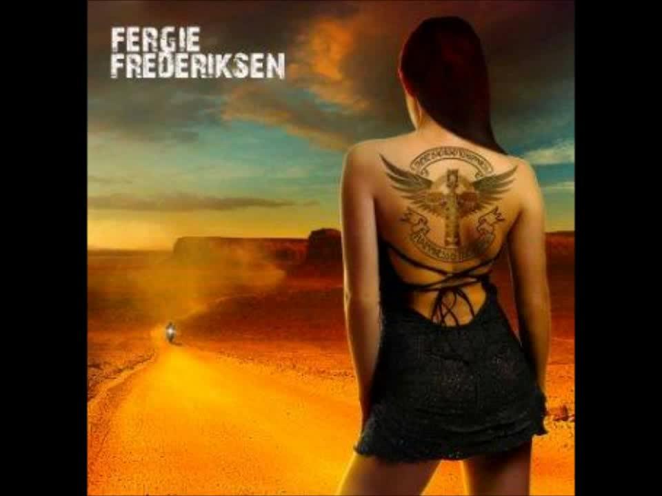 Fergie Frederiksen - Angel
