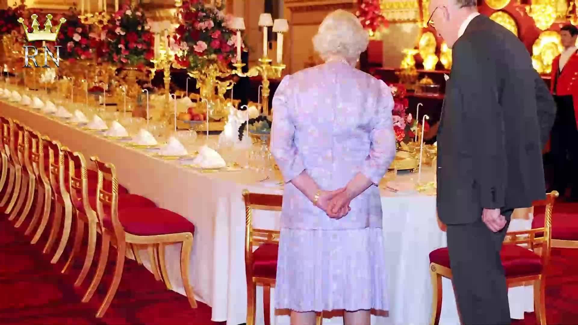 Какво яде кралското семейство
