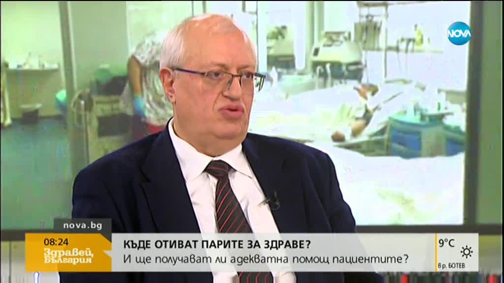 Резултат с изображение за Има ли директор на болница със 100 000 лв. заплата