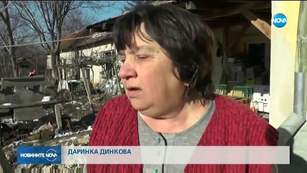 4 къщи горяха във врачанското село Търнак