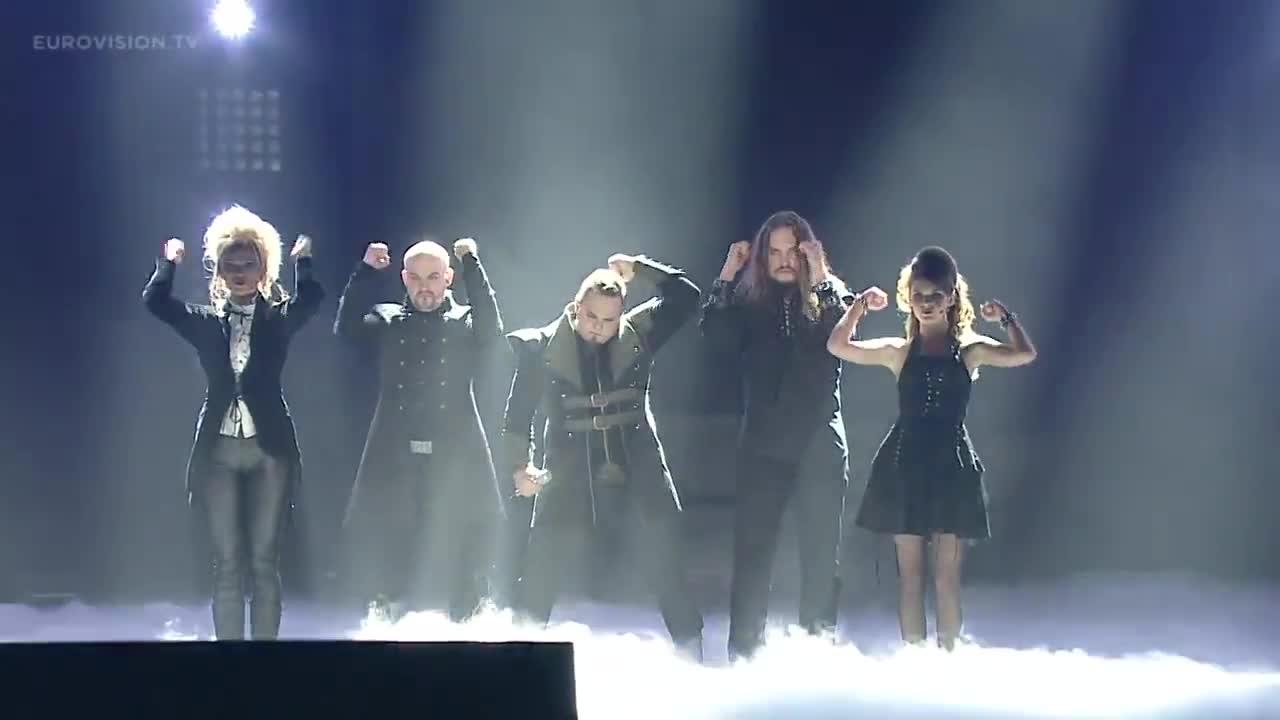 Ovidiu Anton - Moment Of Silence ( Румъния ) ( Евровизия 2016 )