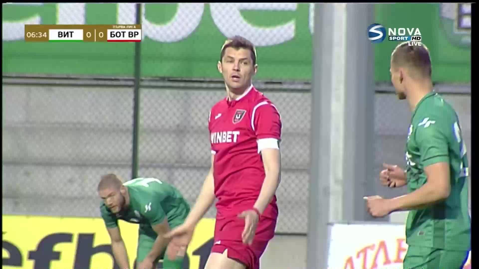 Втори гол за Ботев Вр, втори на Домо, втори отменен