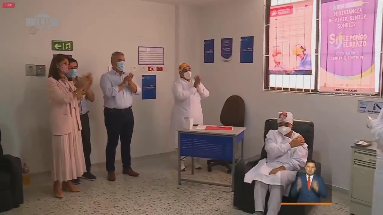 Colombia: Massive COVID-19 vaccination campaign gets underway