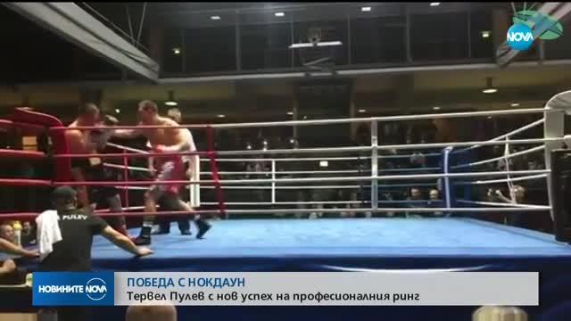 Тервел Пулев със смазваща победа в Берлин