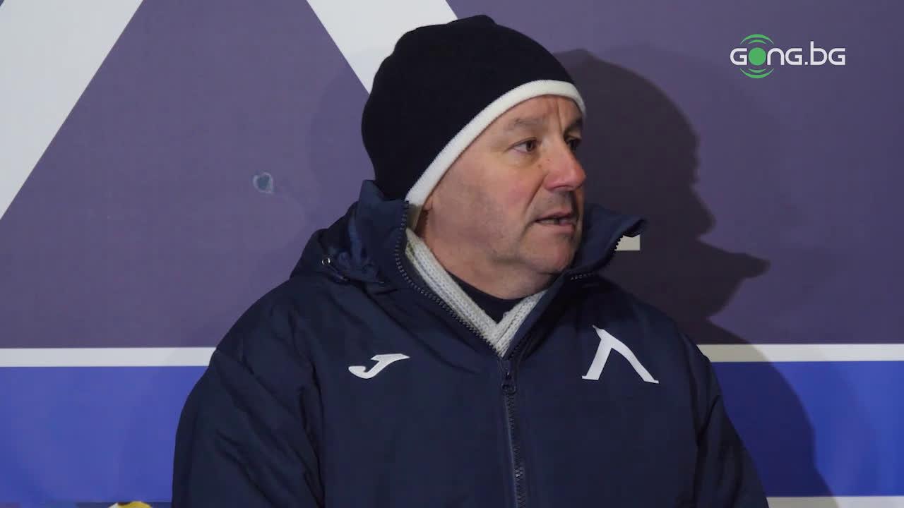 Стоянович: Дисциплината беше ключова, не знам дали ще издържим на сгъстения цикъл