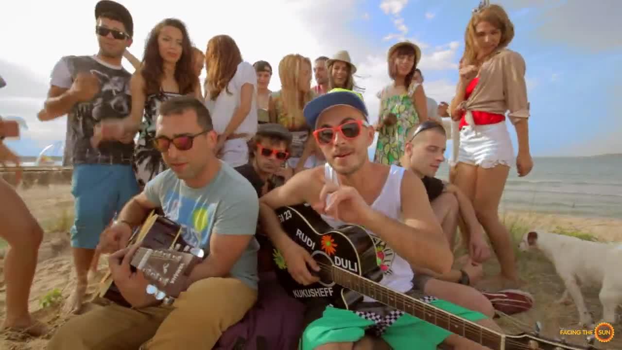 Ogi 23 & Rudi, Duli, Muden & Kukusheff - Dneven Red [Official HD Video]