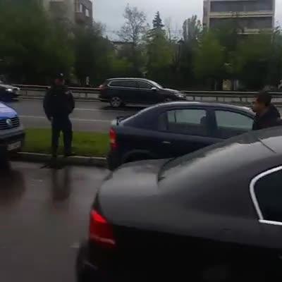 В АКЦИЯ: Зрелищно преследване и арест в София