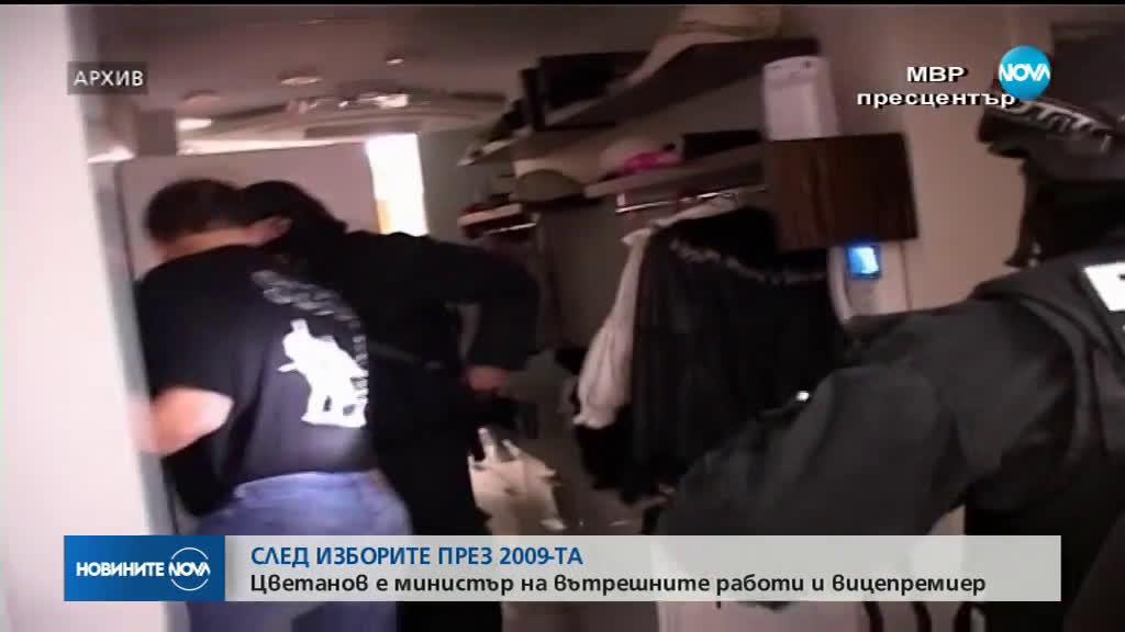 Цветан Цветанов се оттегля от парламента