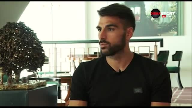 Жорди Гомес и какво го е убедило за Левски