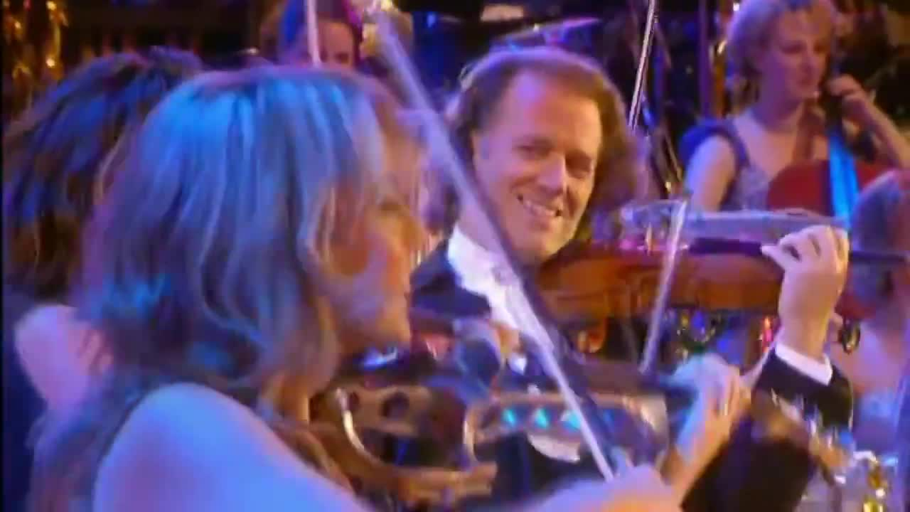 Andre rieu and bond