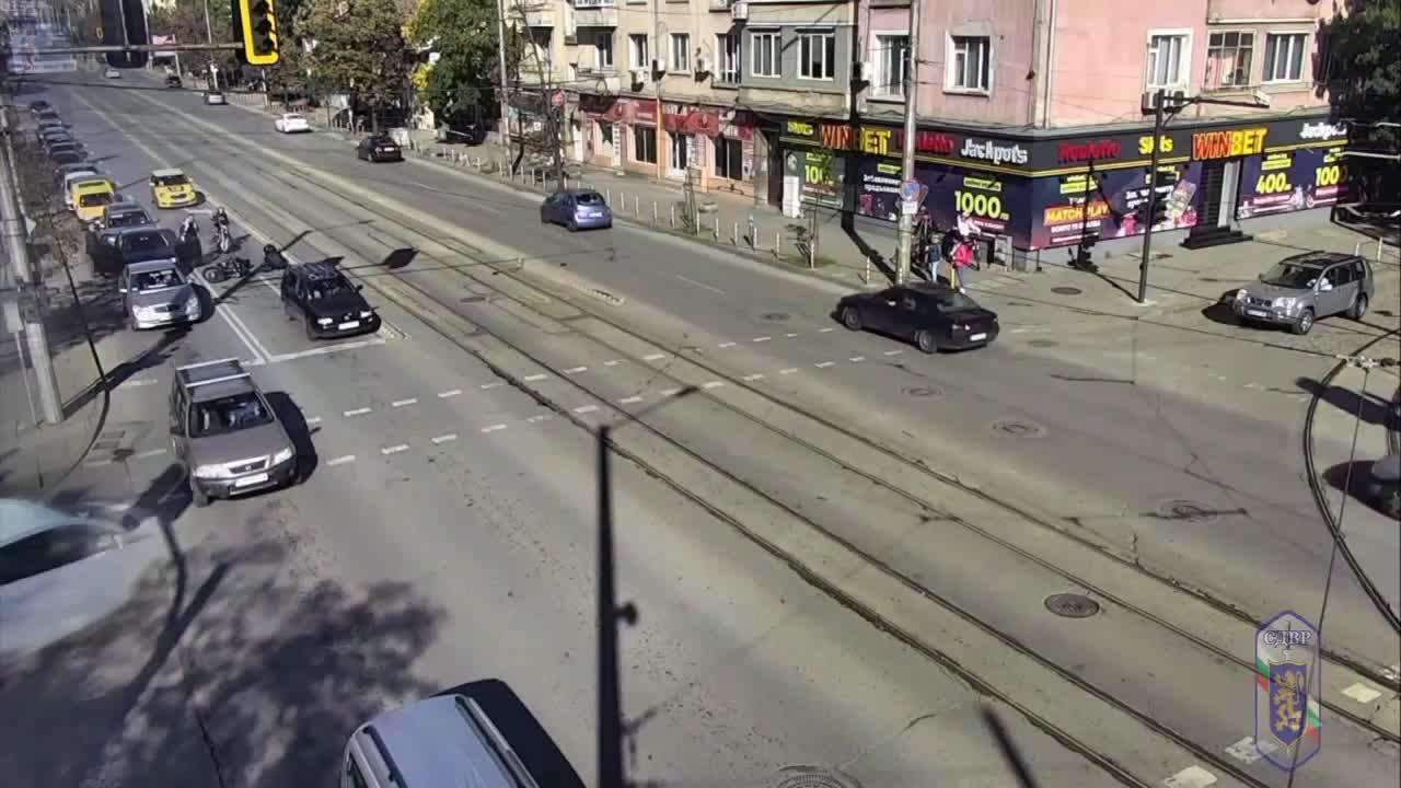 СДВР разпространи видео на катастрофи