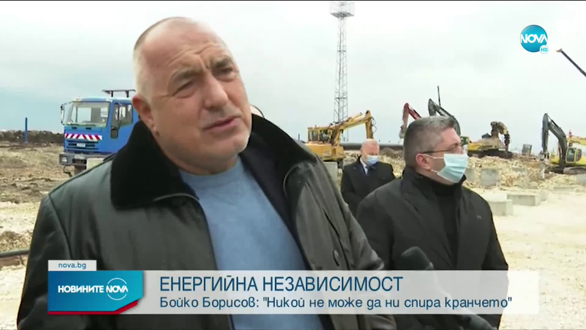 Борисов: Вече сме 100% енергийно независими