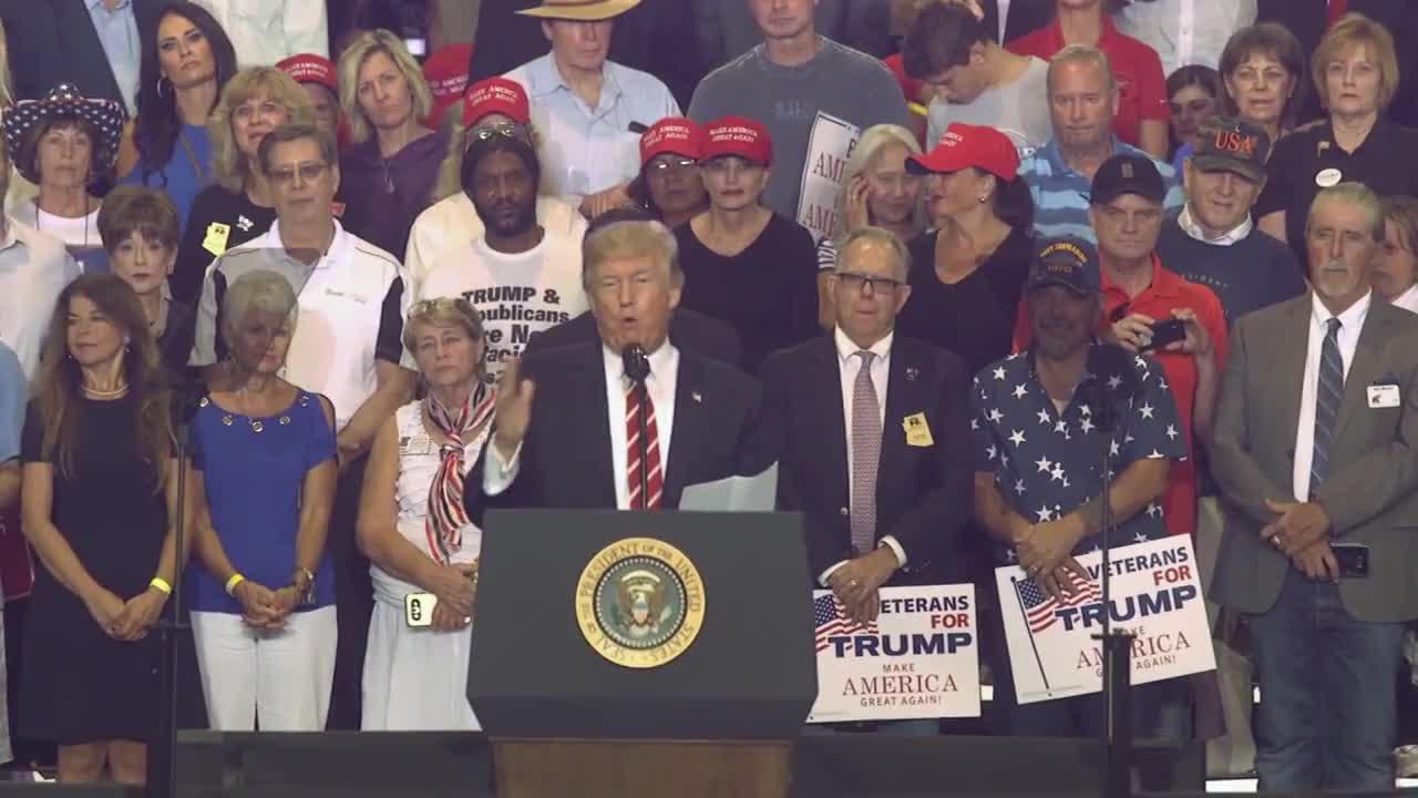 """Тръмп нападна медиите, нарече ги """"мошенически"""""""